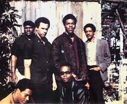 Black power and the 60s