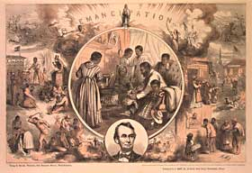 Emancipation reconstruction amp betray