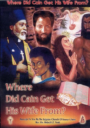 Where did cain get his wife from